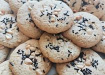 Arašídové sušenky (cookies)