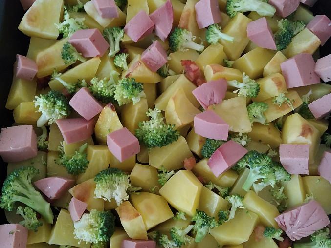 Zapékané brambory - rychlé, levné, syté