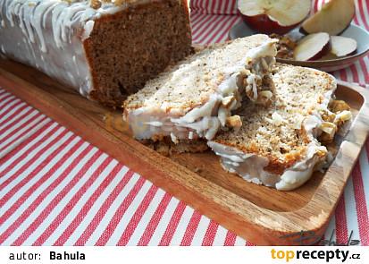 Jablkovo-rumový chlebíček